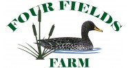 Four Fields Farm Self Catering Logo