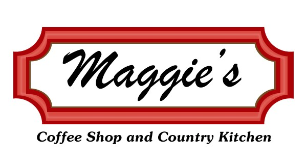 Maggie`s Coffee Shop Logo