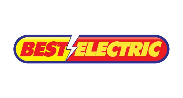 Best Electric Main Road Logo