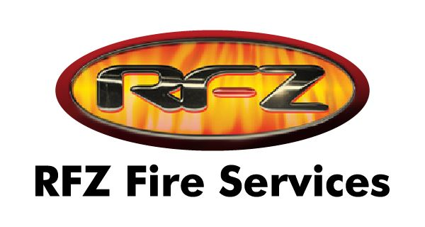 RFZ Fire Services Logo