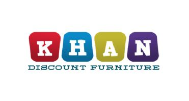 Khan Discount Furniture Logo