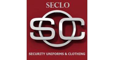 Seclo Security Uniforms and Clothing Logo