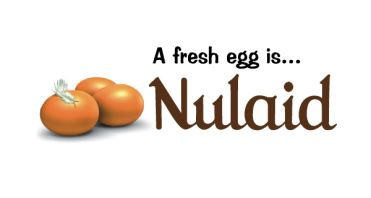 Nulaid Eggs Logo