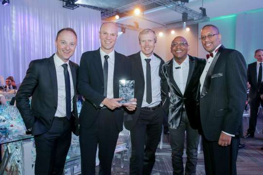 BrandsEye Takes Top Honours at FNB Business Innovation Awards