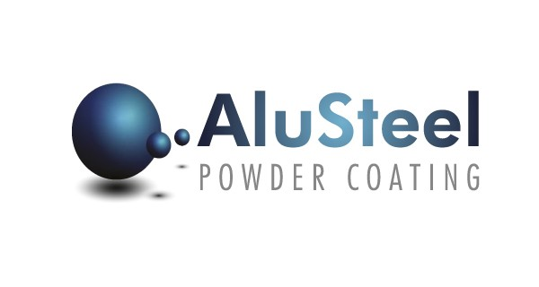 Alu Steel Powder Coating Logo